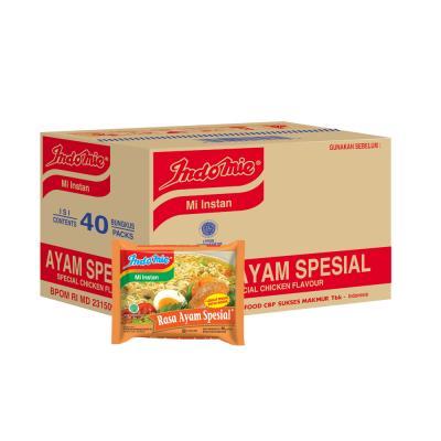 Indomie Ayam Special 68gr - Karton