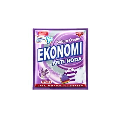 Sabun Ekonomi Cream Lavender  455ml - Ungu