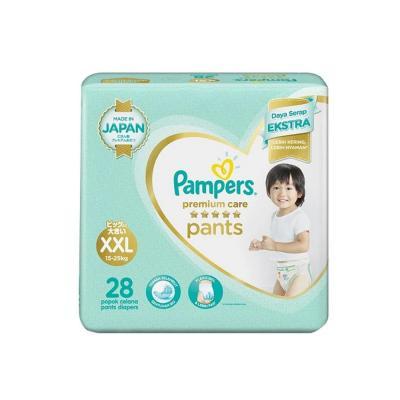Pampers Popok Premium Care Pants XXL-28