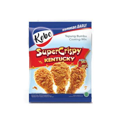 Kobe Tepung Super Crispy Kentucky 210gr