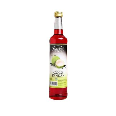 Marjan Syrup Coco Pandan 460ml