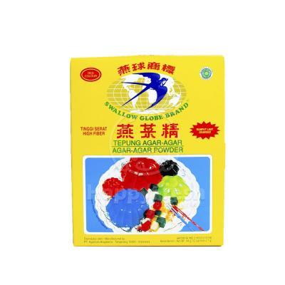 Swallow Globe Agar - Agar Powder 7gr - Merah