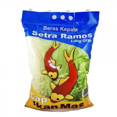 Beras Cap Ikan Setra Ramos 1kg
