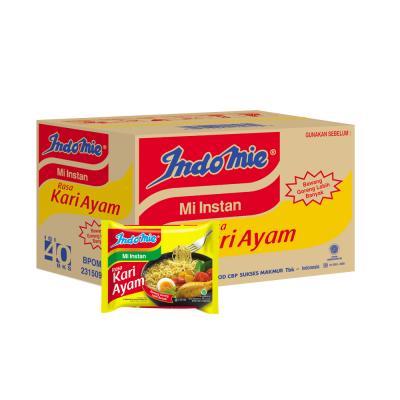 Indomie Kari Ayam 72gr - Karton