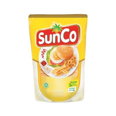 Sunco Minyak Goreng Refill 2Ltr