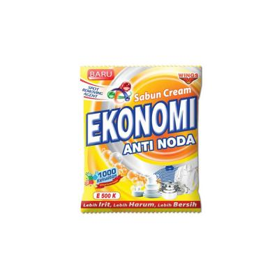Sabun Ekonomi Cream 455ml - Kuning