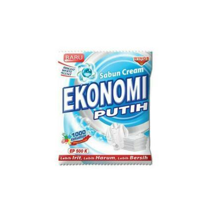 Sabun Ekonomi Cream Putih 455ml