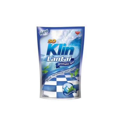 Soklin Lantai Marine Mint 780ml - Blue