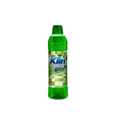Soklin Lantai Botol 900ml Frutty Apple - Hijau Muda