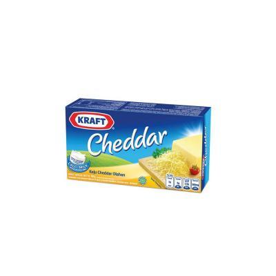 Kraft Cheddar Cheese 165gr