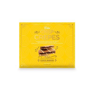 Deka Crips Crepes 8 x 0x63 oz  (18gr) Rasa Choco Banana