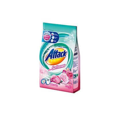 Attack Detergent Plus Softener 800gr